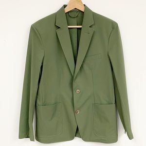 Peter Millar olive green sports coat blazer NWOT